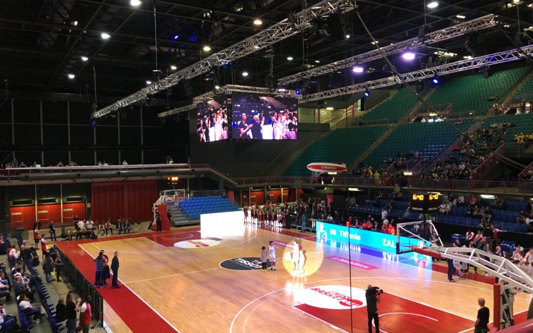Swiss Basketball 2017-2019