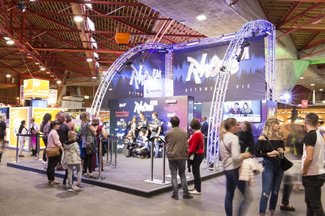 Rhône FM Foire du Valais 2018/19