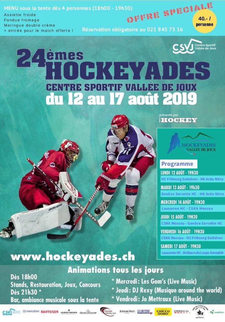 Hockeyade