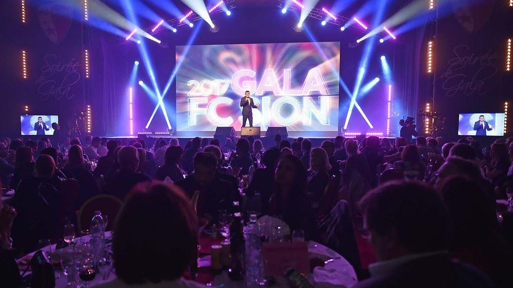 Gala du FC Sion