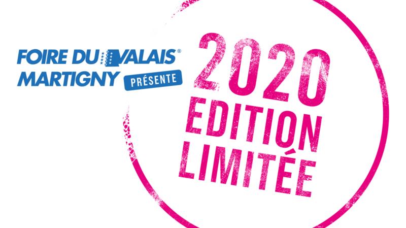 """Les Rendez-Vous – Foire du Valais """"Edition Limitée"""" 2020"""