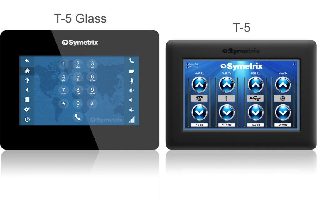 Symetrix T-5 série