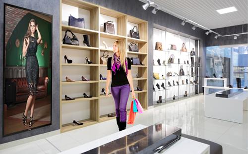Communication dynamique pour vos vitrines, magasins, boutiques,…